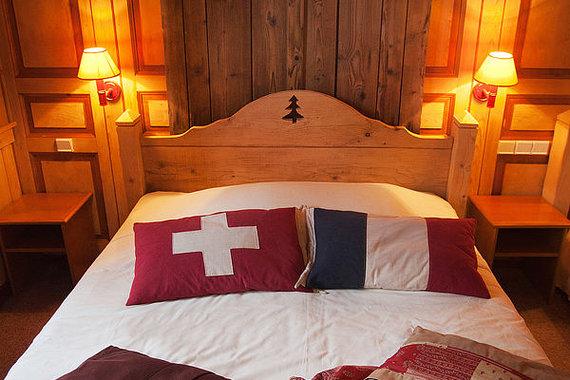 """Booking.com nuotr./""""Arbez Franco Suisse"""" viešbutis"""
