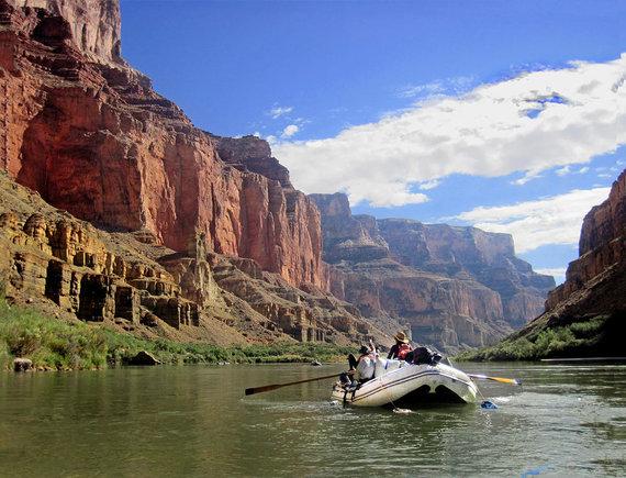 Shutterstock nuotr./Kolorado upė, JAV