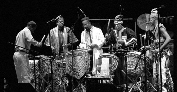 Barbaros Barefield nuotr./The Art Ensemble of Chicago