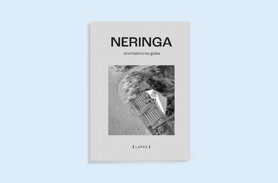 Knygos viršelis/Neringa. Architektūros gidas