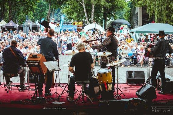 Organizatorių nuotr./Džiazo festivalis Birštone