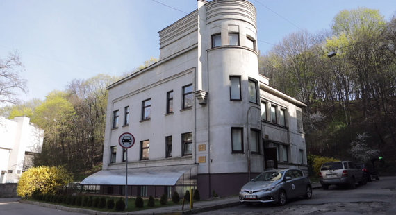 15min nuotr./Notarės A.Urbonienės biuras Kaune, kur buvo vežami nukentėjusieji