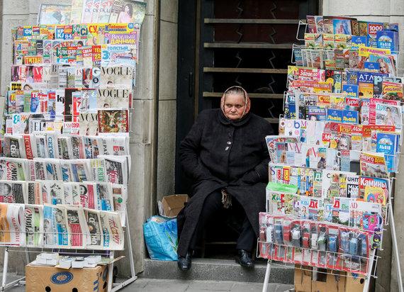 """""""Reuters""""/""""Scanpix"""" nuotr./Ukrainos žiniasklaida"""