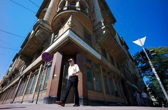 """AFP/""""Scanpix"""" nuotr./Buvusi KGB būstinė Rygoje"""