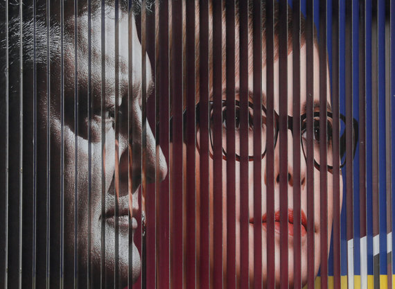 """""""Reuters""""/""""Scanpix"""" nuotr./Petro Porošenka ir Julija Tymošenko"""