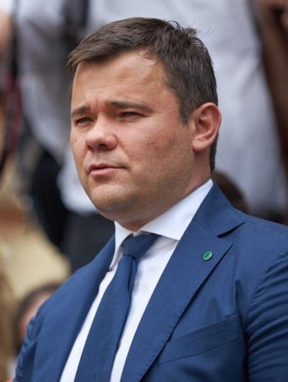 Ukrainos prezidento administracijos nuotr./Andrijus Bohdanas