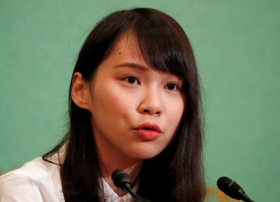 """""""Reuters""""/""""Scanpix"""" nuotr./Agnes Chow"""