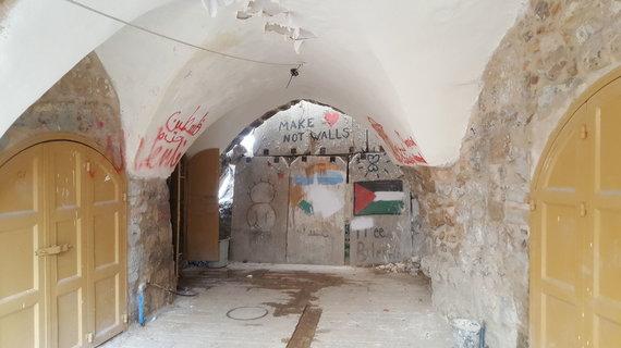 Eglės Krištopaitytės nuotr./Hebronas