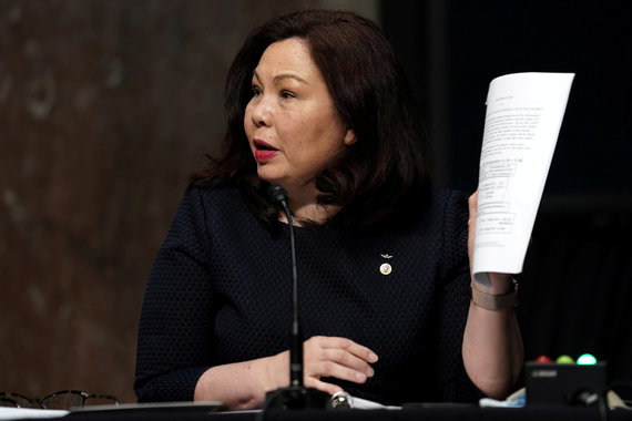 """Reuters""/""Scanpix"" nuotr./Tammy Duckworth"
