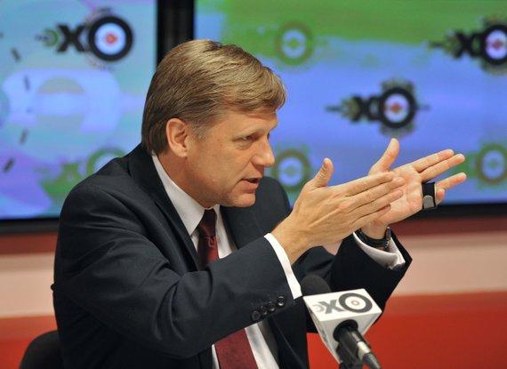 """""""Scanpix""""/""""RIA Novosti"""" nuotr./Michaelas McFaulas"""