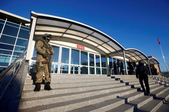 """""""Reuters""""/""""Scanpix"""" nuotr./Silivri kalėjimas Turkijoje"""