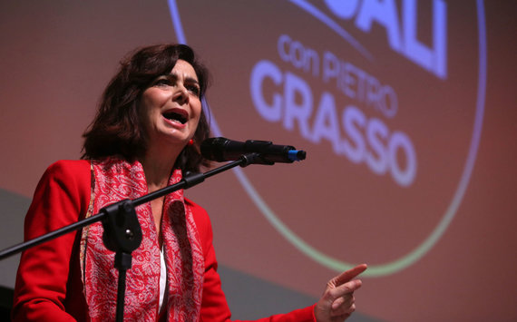 """Scanpix""/""SIPA"" nuotr./Laura Boldrini"