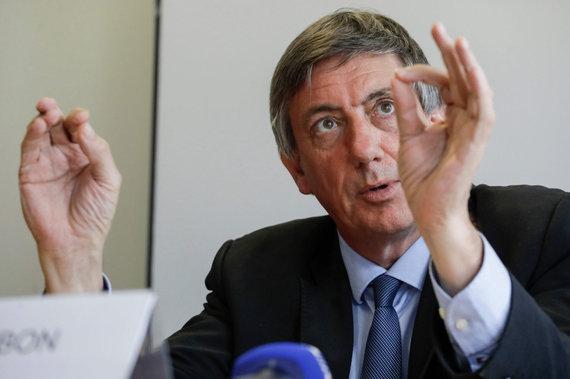 "AFP/""Scanpix"" nuotr./Janas Jambonas"