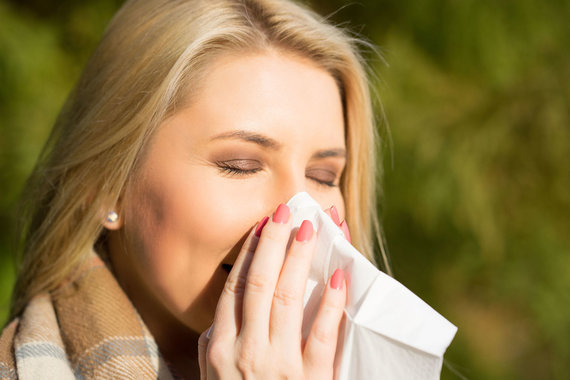 123RF.com nuotr./Alergija