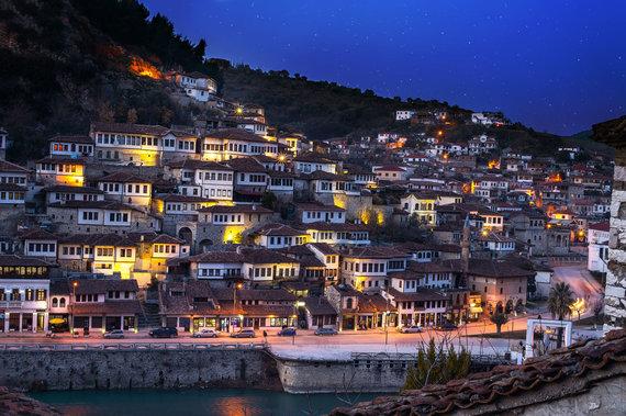 123RF.com nuotr./Albanija, Beratas