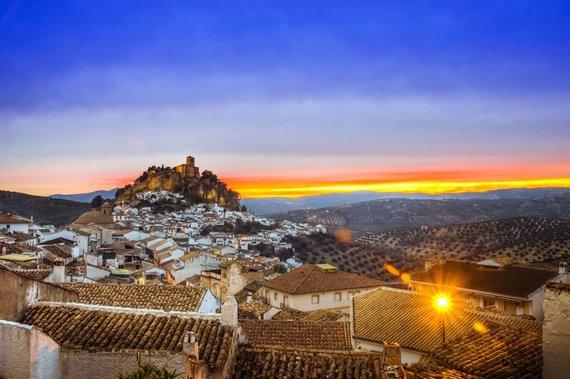 123RF.com nuotr./Kosta del Solis, Ispanija, Andalūzija