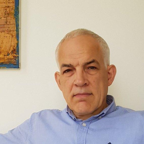 Asmeninio arch. nuotr./Dr. Tomas Vilius Kajokas