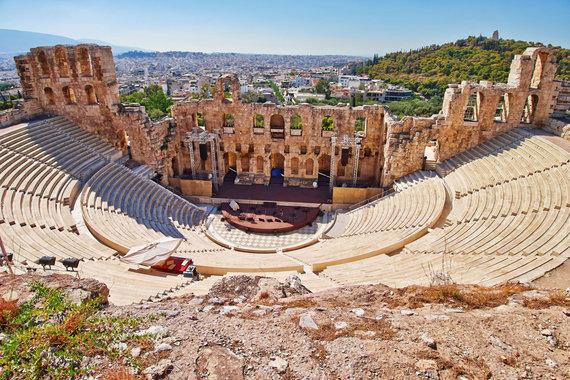 """Kelionių organizatoriaus """"GRŪDA"""" nuotr./Atėnai, Graikija"""