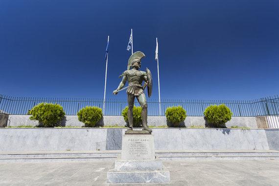 """Kelionių organizatoriaus """"GRŪDA"""" nuotr./Sparta, Graikija"""