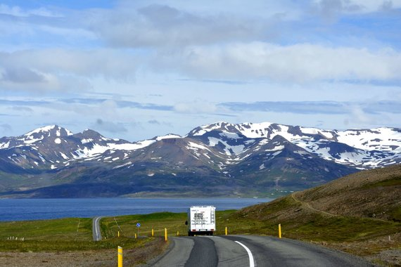 """Kelionių organizatoriaus """"GRŪDA"""" nuotr./Islandijos šiaurė"""