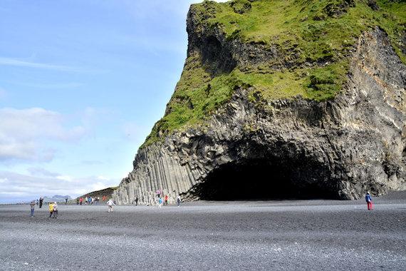"""Kelionių organizatoriaus """"GRŪDA"""" nuotr./Vikas, Islandija"""