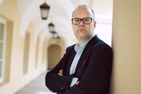 Asmeninio arch. nuotr./Antanas Kairys