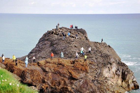 """Kelionių organizatoriaus """"GRŪDA"""" nuotr./Islandijos gamta"""