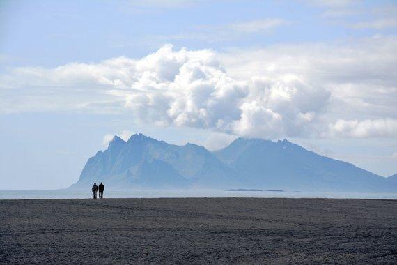 """Kelionių organizatoriaus """"GRŪDA"""" nuotr./Rytų Islandijos gamta"""