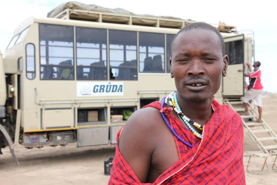 """Kelionių organizatoriaus """"GRŪDA"""" nuotr./Masajų gentainis"""
