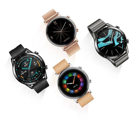 Gamintojo nuotr./Huawei Watch GT2
