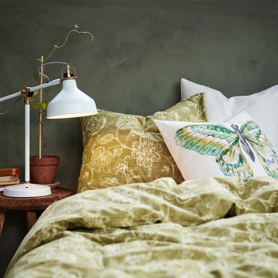 IKEA nuotr./Namų aksesuarai. Tekstilė.