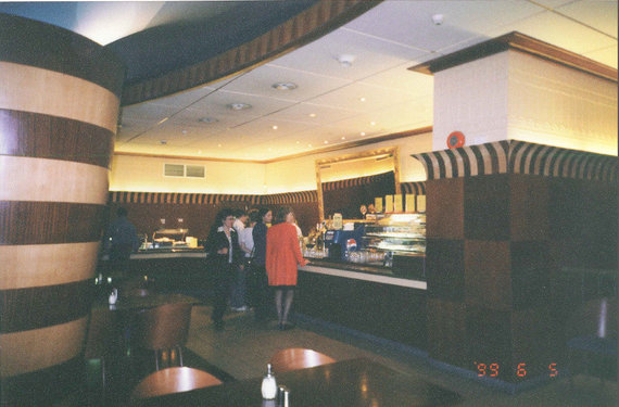 A.Jablonsko nuotr./Jablonsko restoranas Kuba 1999