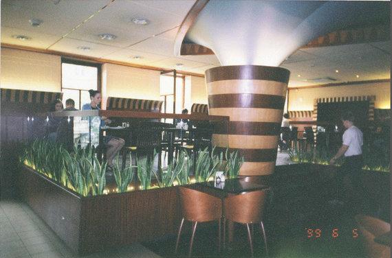 A.Jablonsko nuotr./Restoranas Kuba Vilniuje 1999