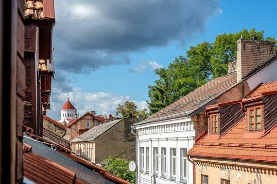 Aruodas.lt/Butas Paupio g. Vilniuje