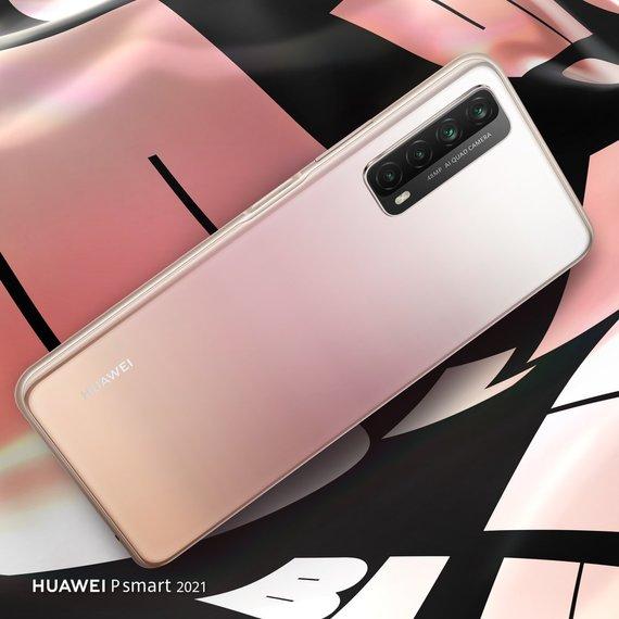 """Gamintojo nuotr./""""Huawei P Smart 2021"""""""