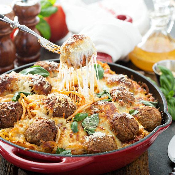 123RF.com nuotr./Mėsos kukuliai