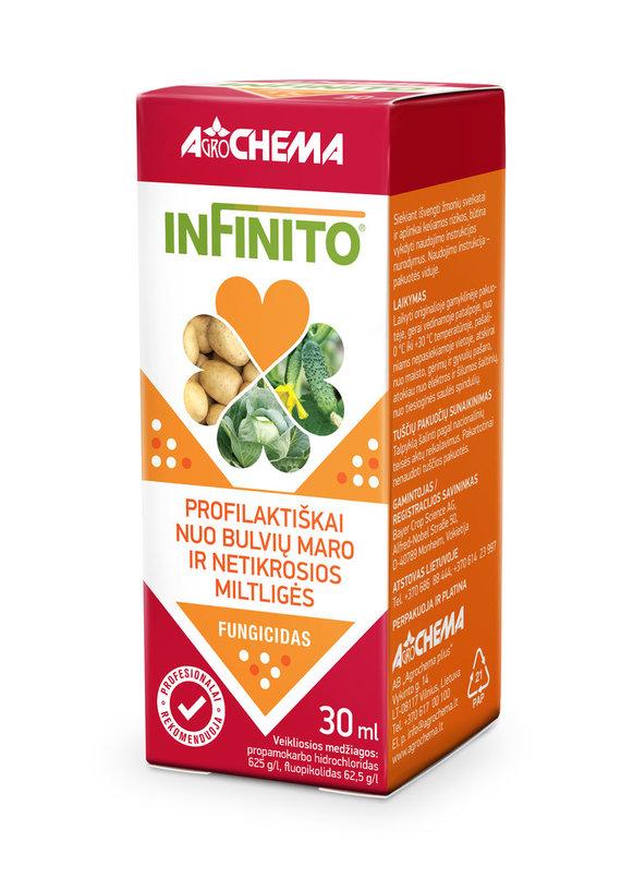 """Agrochemos"" nuotr./""Agrochemos"" fungicidas ""Infinito"""