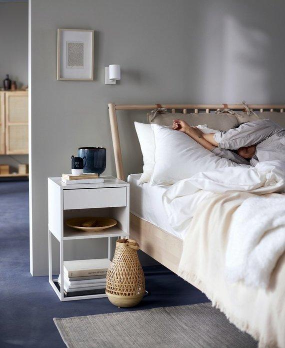 IKEA nuotr./Miegamasis
