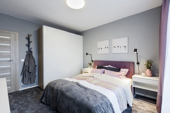 IKEA nuotr./Miegamasis po IKEA pertvarkos