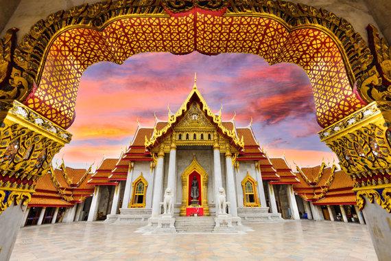 123RF.com nuotr./Tailandas, Bankokas
