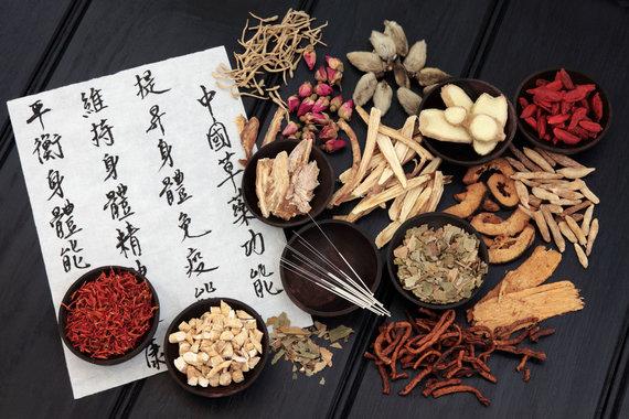 123RF.com nuotr./Kinų medicina