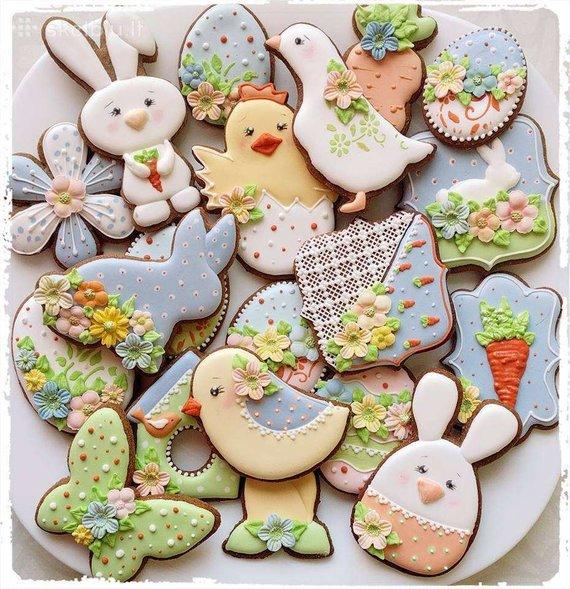 Skelbiu.lt/Dekoruoti sausainiai