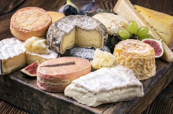 123RF.com nuotr./Itališki sūriai