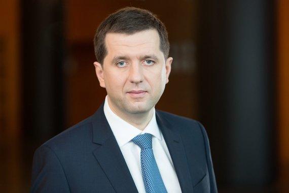 """""""Swedbank"""" nuotr./""""Swedbank investicijų valdymas"""" direktorius Tadas Gudaitis"""