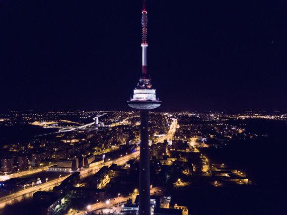 Partnerio nuotr./Televizijos bokštas