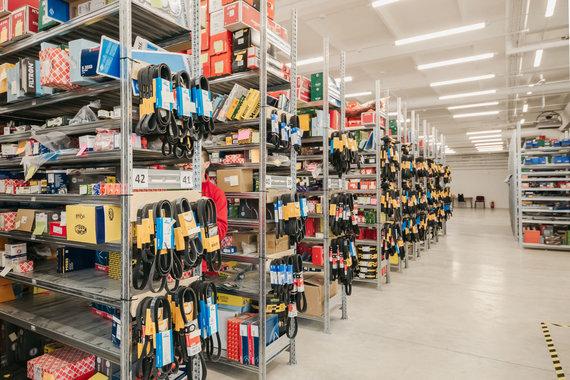 """Partnerio nuotr./Atidaroma nauja """"EOLTAS"""" parduotuvė – lankytojų lauks savitarnos zona ir daugiau nei 180 000 skirtingų prekių pozicijų"""
