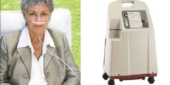 Ilgalaikė deguonies terapija sergant lėtine obstrukcine plaučių liga