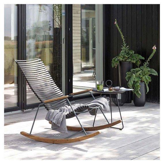 Partnerio nuotr./Supamoji kėdė CLICK – retro stiliaus kiemo akcentas.