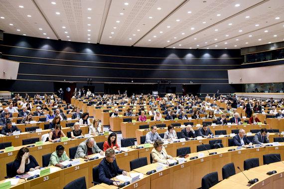 Europos Parlamento multimedijos centro nuotr./Europos Parlamentas