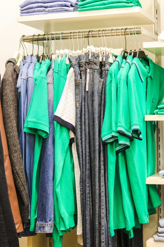 Partnerio nuotr./Prekybos centre OUTLET PARK – džinsų reidas